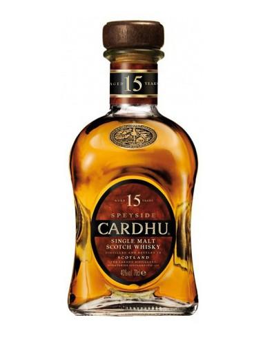 Cardhu - 15 ans - Chai N°5