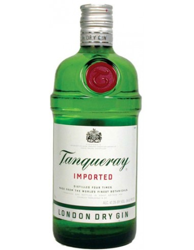 Tanqueray London Dry Gin - Chai N°5