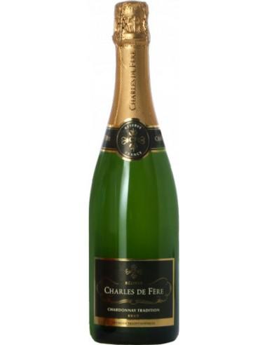 Charles de Fère Réserve Chardonnay Tradition Brut - Chai N°5