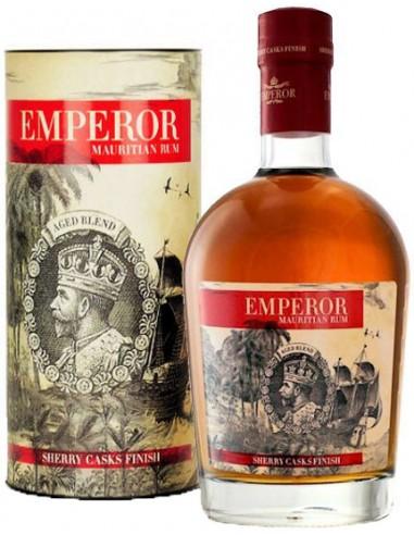 Rhum Emperor Sherry - Chai N°5