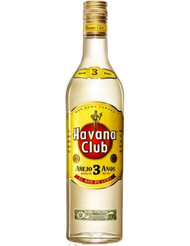 Rhum Havana Club 3 ans - Chai N°5