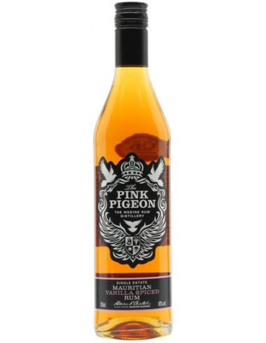 Rhum Pink Pigeon Vanilla Spiced - Chai N°5