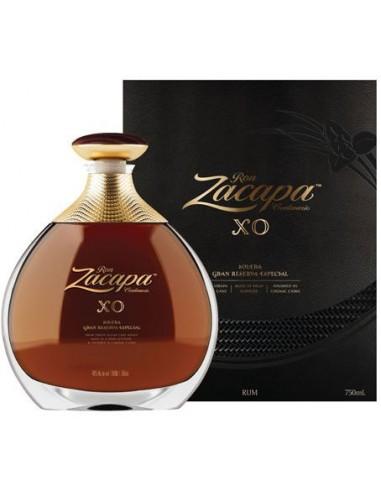 Rhum Zacapa XO - Chai N°5