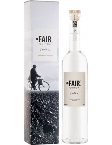 FAIR Quinoa Vodka - Chai N°5