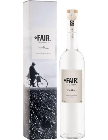 FAIR Quinoa Vodka - Chai N°5