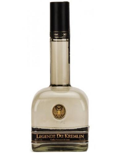 Vodka Légende du Kremlin - Chai N°5
