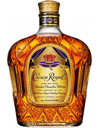 Crown Royal Blended Canadian Whisky - Chai N°5