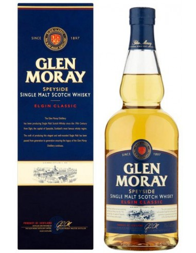 Glen Moray - Elgin Classic - Chai N°5