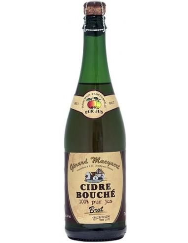 Cidre Bouché Brut - Gérard Maeyaert - Chai N°5
