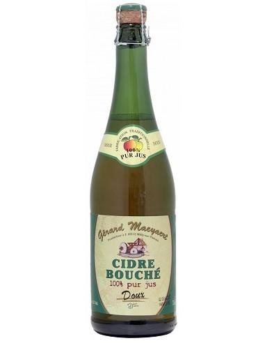 Cidre Bouché Doux - Gérard Maeyaert - Chai N°5
