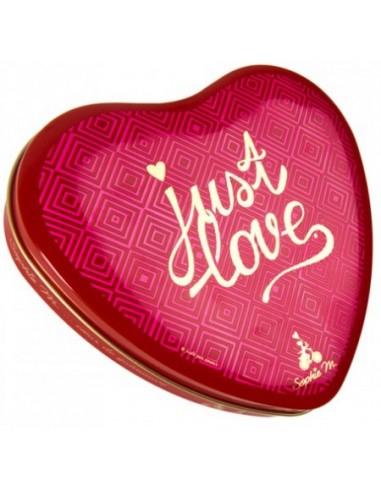 "Coeur guimauve "" Just Love "" - Sophie M - Chai N°5"