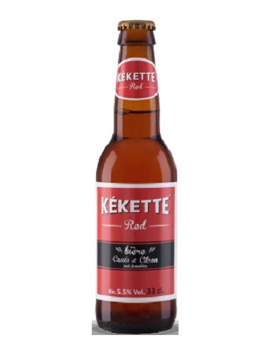 Bière Kékette Red - Chai N°5