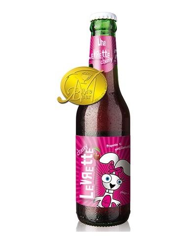Levrette Cherry - Bière Blanche à la Cerise - Chai N°5
