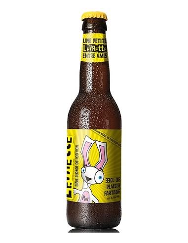 Levrette - Bière Blonde de Position - Chai N°5