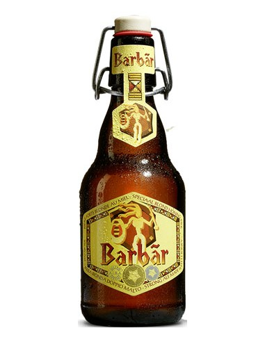 Barbar Blonde - Chai N°5