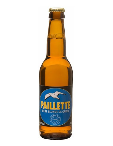 Paillette Blonde 33 cl - Chai N°5