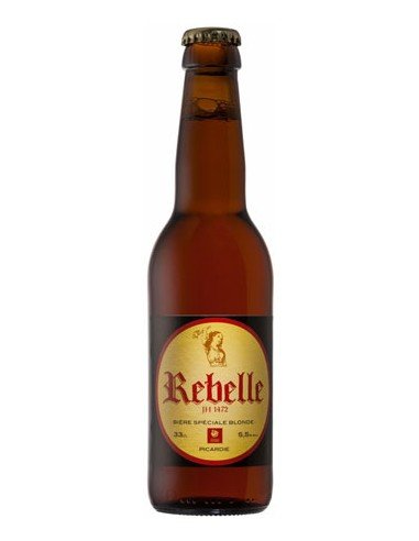 Rebelle Blonde 33 cl - Chai N°5
