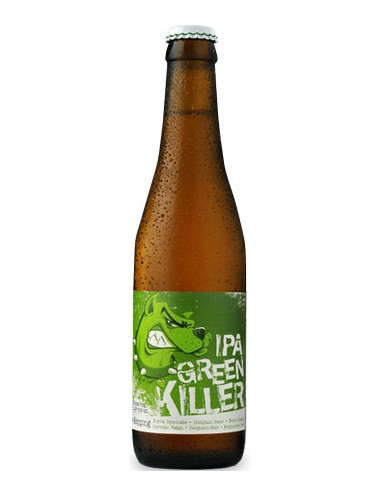 IPA Green Killer 33 cl - Chai N°5