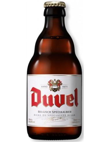 Duvel Blonde 33 cl - Chai N°5
