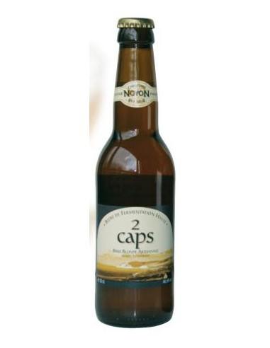 Bière 2 Caps Blonde 33 cl - Chai N°5