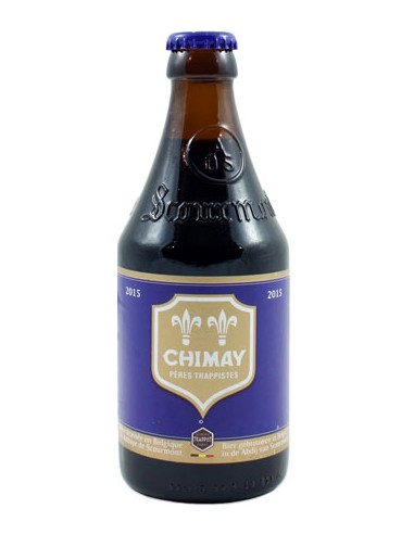 Chimay Bleue 33 cl - Chai N°5