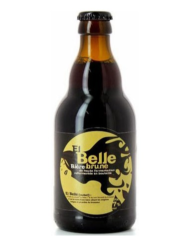 El Belle Brune 33 cl - Chai N°5