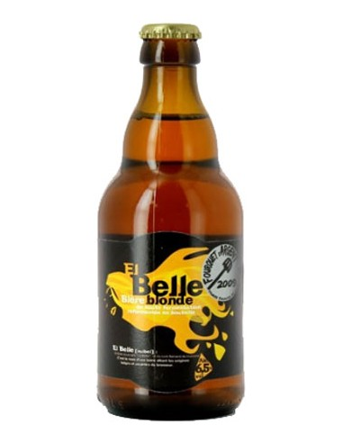 El Belle Blonde 33 cl - Chai N°5