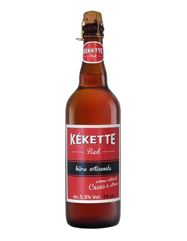 Kékette Red 75 cl - Chai N°5
