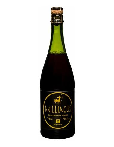 Milliacus Ambrée 37.5 cl - Chai N°5