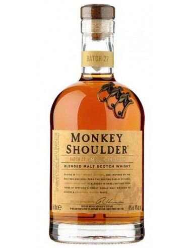 Monkey Shoulder - Chai N°5