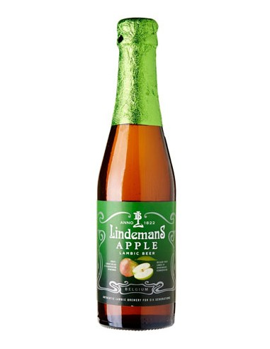 Lindemans Apple 25 cl - Chai N°5