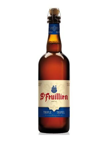 St Feuillien Triple 75 cl - Chai N°5