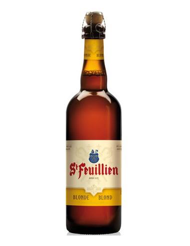 St Feuillien Blonde 75 cl - Chai N°5
