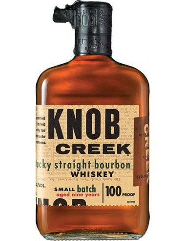 Knob Creek - Bourbon - Chai N°5