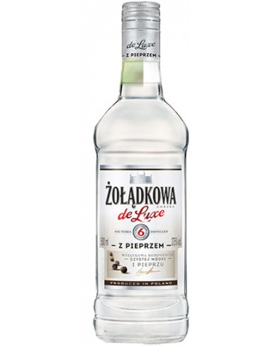 Vodka Zoladkowa De Luxe - Chai N°5