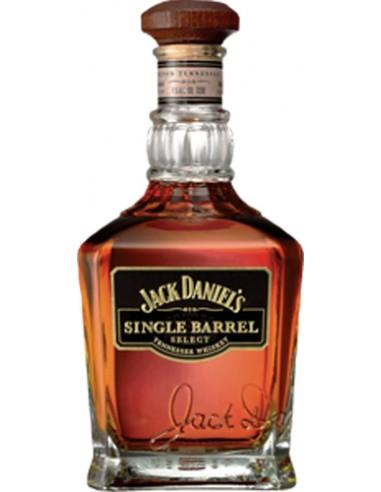 Whisky Jack Daniel's Single Barrel Edition 60 ans LMDW - Chai N°5