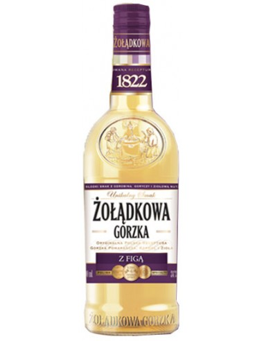 Vodka Zoladkowa Gorska Figue - Chai N°5