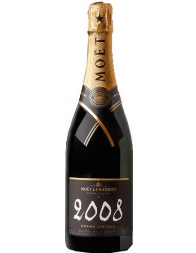 Grand Vintage 2008 Brut - Moët & Chandon - Chai N°5