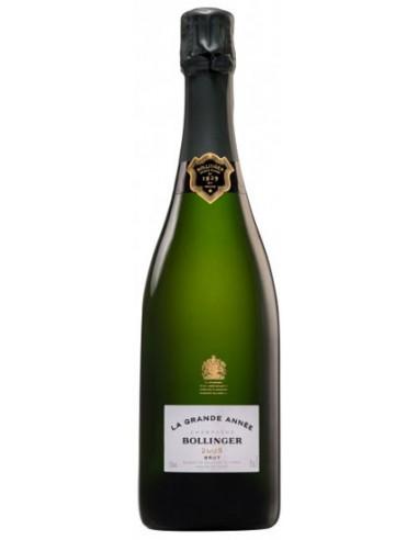 Champagne Bollinger La Grande Année 2007 en Magnum - Chai n°5