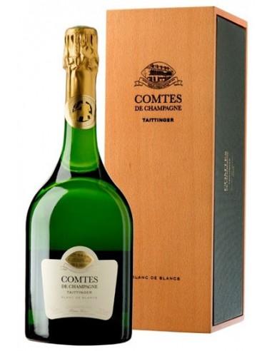 Comtes de Champagne 2006 Blanc de Blancs - Taittinger - Chai N°5