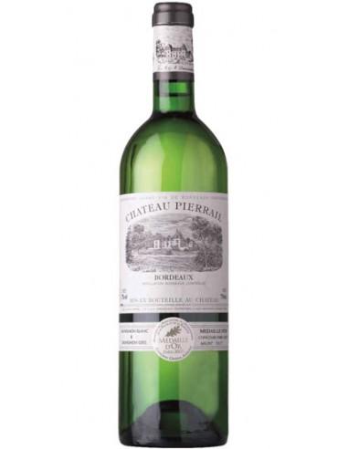 Vin Château Pierrail Blanc 2018 - Chai N°5