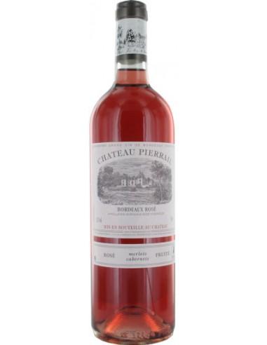 Château Pierrail Rosé 2015 - Chai N°5