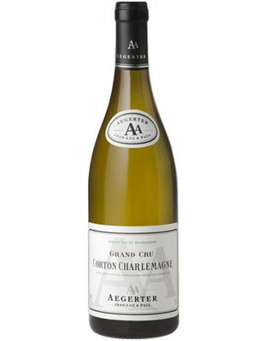 Corton Charlemagne 2002 - Aegerter - Chai N°5
