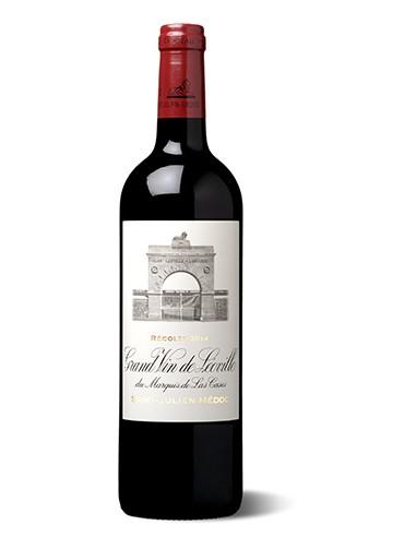 Grand Vin de Léoville 2003 - Saint-Julien - Domaines Delon - Chai N°5