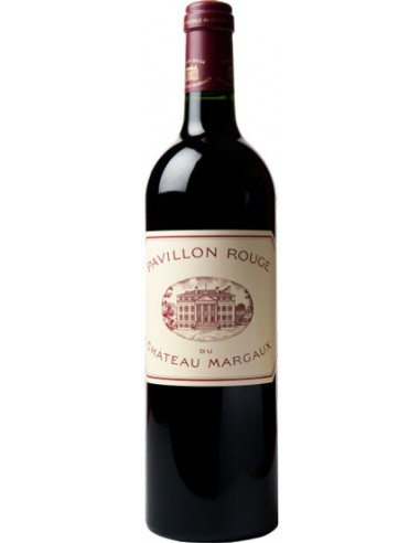 Vin Pavillon Rouge 2003 - Château Margaux - Chai N°5