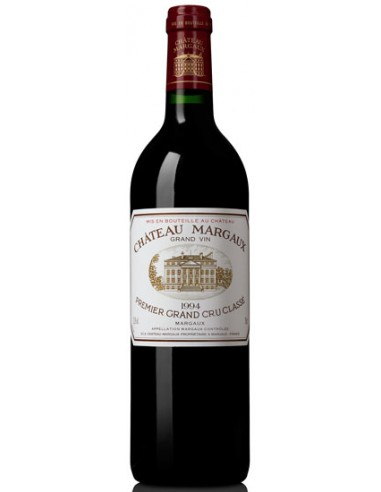 Vin Château Margaux 1994 Premier Grand Cru Classé - Chai N°5
