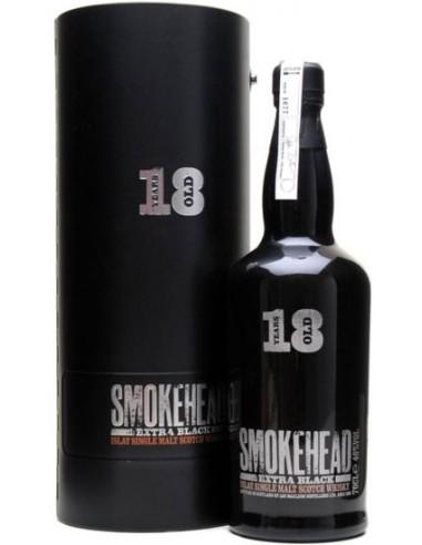 Smokehead 18 ans Extra Black - Chai N°5