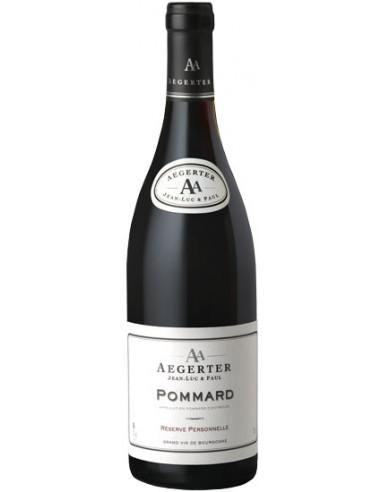 Vin Pommard 2015 de la Maison Aegeter - Chai N°5