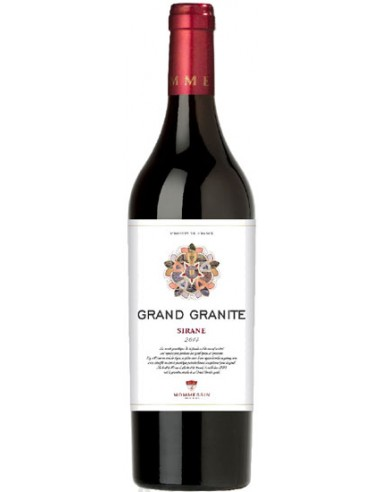 Vin Grand Granite Sirane 2014 - Domaine Mommessin - Chai N°5