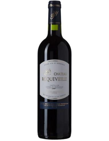 Vin Château Roquevieille 2015 Côte de Bordeaux - Chai N°5